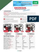 28 Catalog Motopompe Si Generatoare