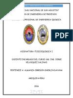 Ejercicios Del Primer Principio de La Termodinamica(SDAO)