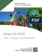 Ferien Info 2018