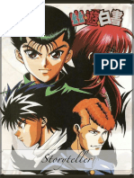 Manual - Yu Yu Hakusho (Storyteller)