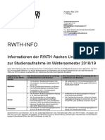 RWTH+Info+Studienaufnahme+SoSe+2018_neu