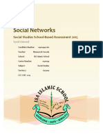 SBA (Social Networks)