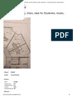 1-Zimmer-Wohnung, 20qm, Ideal Für Studenten, Azubis, Singles Usw - 1-Zimmer-Wohnung