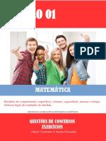 Matemática - Módulo 01