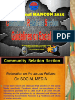 CRS-10 Social Media Guidelines (MANCON 2015) (2)