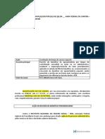 2 Petição Inicial Revisão Conversão APTC Em APE Atividade Especial Ruído e Quimicos Com Hidrocarboneto 1 1