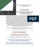 Evreii si comunismul