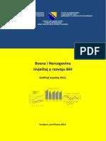 Izvještaj o Razvoju BiH 2013.