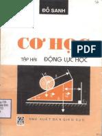 Cơ học kỹ thuật tập 2 - GSTS Đỗ Sanh.pdf