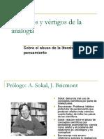 1999-Prodigios y Vertigos de La Analogia