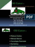 Oil Gator Esp