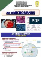 7ma Clase - Rifamicina,Metronidazol, Sulfonamidas, Trimetoprim