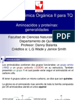 Clase 5b Aminoacidos