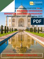 Soal Jawab AAMAI 104 - September 2018
