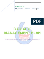 New Format Garbage Management Manual