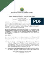 EDITAL DE SELEÇÃO PÚBLICA Nº 03 DE 03.07.2015 - Cultura de Redes-Premiação a Redes Culturais do Brasil - Categoria Local