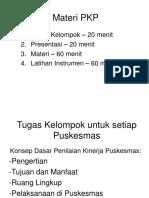 Materi PKP