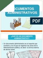 Documentos Administrativos.