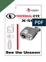 Thermal Eye x50 User Manual