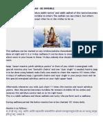 Nikhil-siddhashram - Dr.narayan Dutt Shrimaliji_ Adrishya Vidhya Tantram - Be Invisible