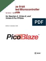 Picoblaze User Guide