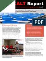 CALT Newsletter Vol 1, Issue 2 (December, 2017)