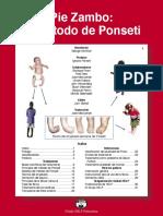 Pie Zambo El Método Ponseti