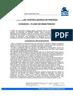 BERMAD - Informações Para Manual Do Proprietário - 420