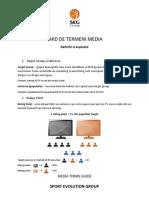 Ghid de Termeni Media
