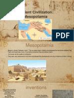 Ancient Civilization.pptx