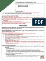 API 115 Clases Examen Parcial 1