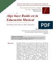 Algo Hace Ruido en La Educación Musical_Carabetta