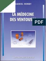 La Medecine Des Ventouses - Daniel Henry