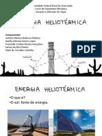 Slide Heliotérmica