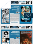 Novedades Ivrea Marzo 2018