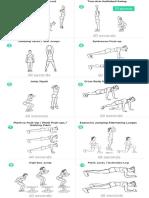 1000 Calorie HIIT Workout