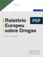 Relatório Europeu de Drogas 2017