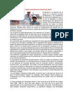 Política de Desarrollo Social y Población en Materia de Salud