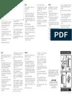 Free Chlorine and PH Test Kit 7019 Instruction Manual