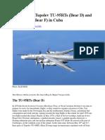 Tupolev TU 95