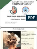 Tama 9 Rocas Piroclasticas