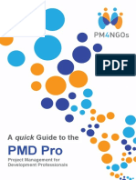 A Quick Guide to the PMD Pro