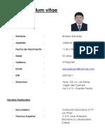 Original Curriculum Eduardo Sac Original
