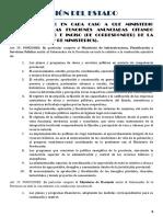 01 - Organizacion Del Estado