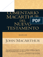 Marcos - John MacArthur