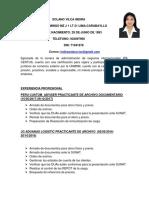 CV ISV