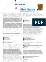 Sla Effective School Libraries