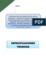 especificaciones tecnicas potoni