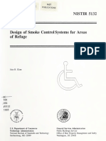 Design of Smoke Control Systems for Area of Refuge
