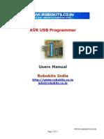USB Programmer Documentation